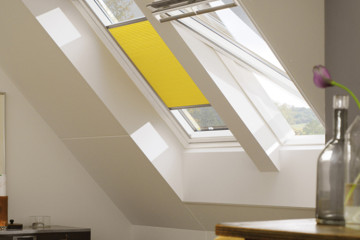 Sonnenschutz für Dachfenster